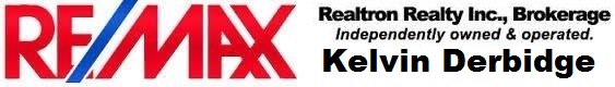 Re/Max Realtron Realty Inc. - Kelvin Derbidge